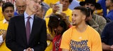 NBA commissioner Adam Silver swears the league isn't rigged