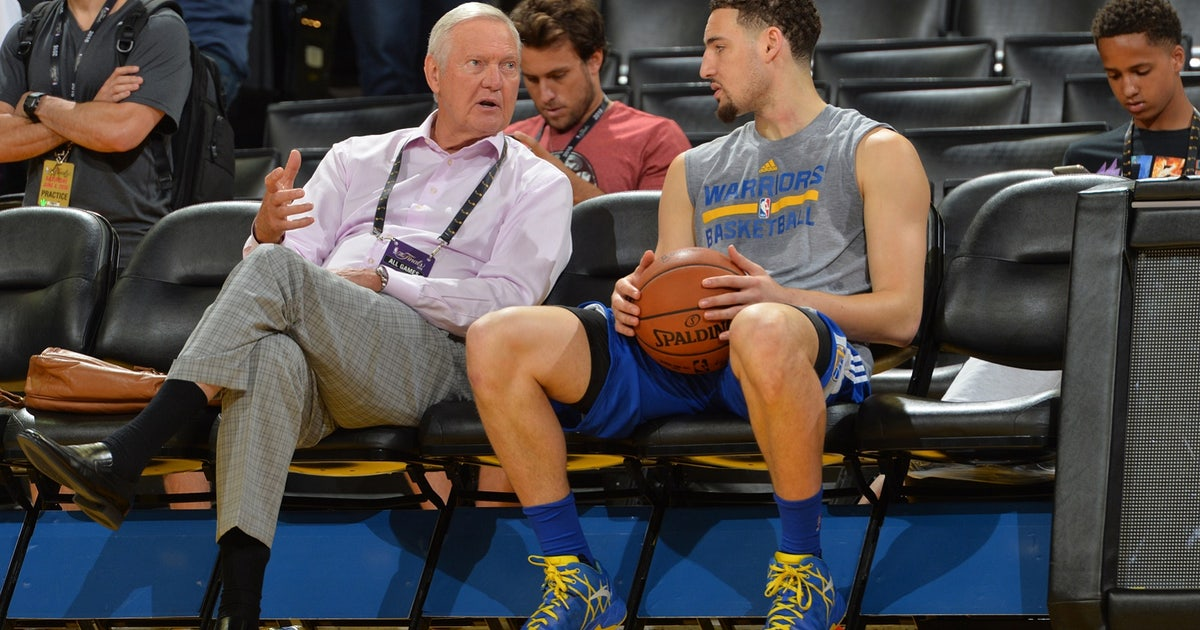 Warriors say NBA legend Jerry West is doing well after being hospitalized Tuesday