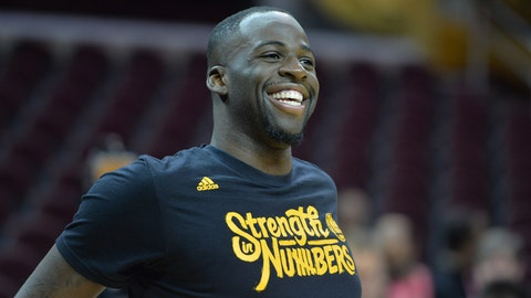 Golden State Warriors: Draymond Green