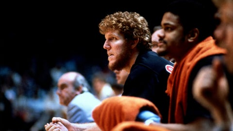 Bill Walton, Trail Blazers, 1978