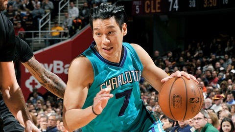 Jeremy Lin, PG, Brooklyn Nets
