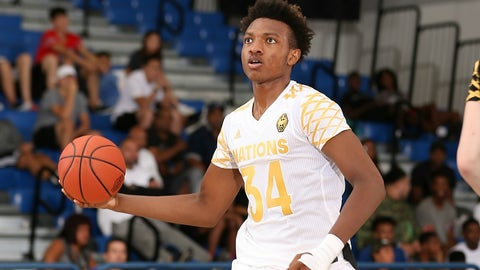 PF/C: Wendell Carter (currently entering his senior year of high school)