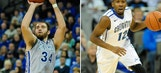 LIVE: Big East chat with Creighton stars after big upset over 'Nova