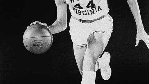 Jerry West, 1959 vs. Cal