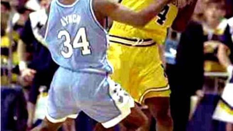 9. Chris Webber's timeout