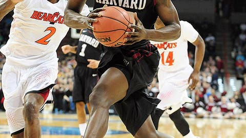 Harvard runs past Cincinnati