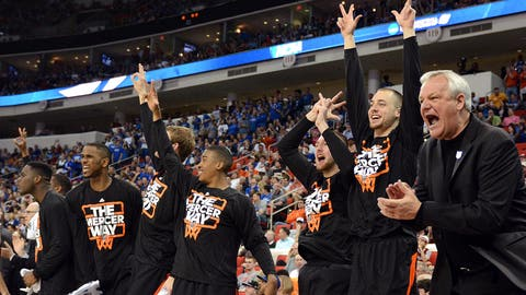 No. 14 Mercer ousts No. 3 Duke