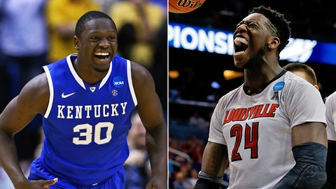 Midwest: No. 8 Kentucky vs. No. 4 Louisville, Friday, 9:45 p.m. ET, CBS