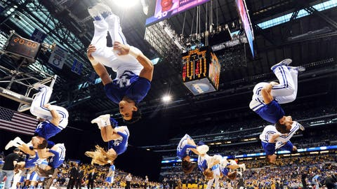 Flipping out over March Madness