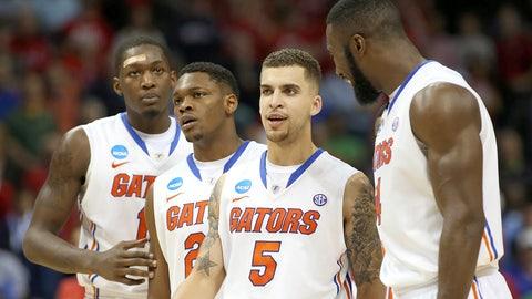FLORIDA (36-2, 18-0 SEC)