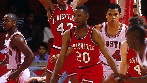 Pervis Ellison, 1986 vs. Duke