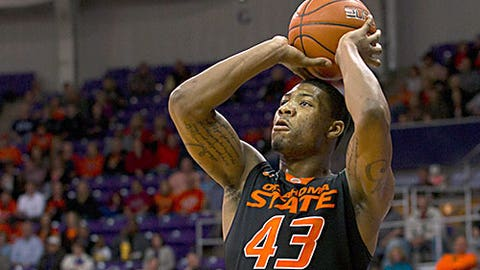 Oklahoma State point guard Marcus Smart: 6-2, 227