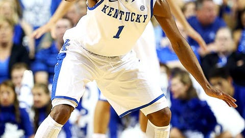Nuggets: James Young, SF, Kentucky