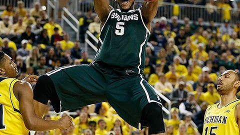 Magic (from New York via Denver): Adreian Payne, PF, Michigan State