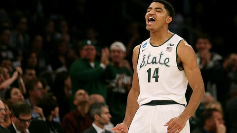 Bulls (from Charlotte): Gary Harris, SG, Michigan State