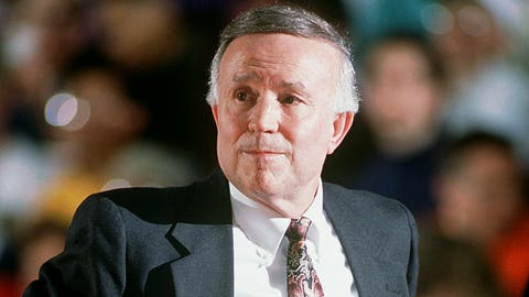 New Mexico State: Lou Henson (former basketball coach)