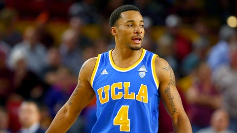 UCLA G Norman Powell; Bucks (2nd round, 46th overall)