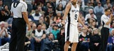 NBA referees admit change is necessary after Thunder-Spurs gaffe