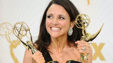 Northwestern: Julia Louis-Dreyfus