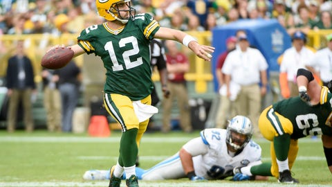 Packers 34, Lions 27