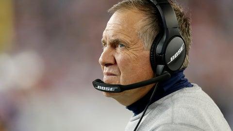 Thursday: Patriots 27, Texans 0