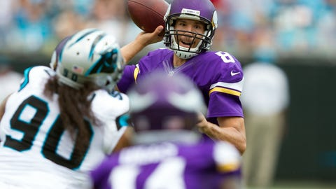 Vikings 22, Panthers 10