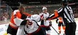Flyers give hockey fighting bad name