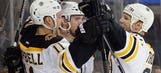 Rask makes sure Rangers take an 0-fer vs. Bruins this season