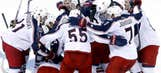 Blue no more: Columbus grabs 1st playoff win in 2OT stunner