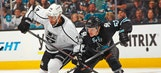 Live scores: Kings fight for survival vs. Sharks in Game 5