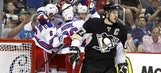 Pens' Crosby says players responsible for failed Cup run