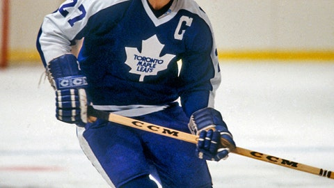 Darryl Sittler's 10 points in a game