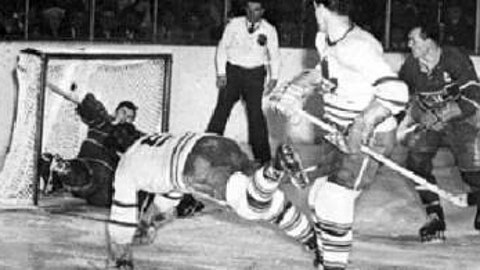 1951 Stanley Cup Final, Game 5