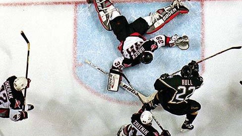 1999 Stanley Cup final, Game 6