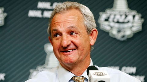 Darryl Sutter - Coach, Los Angeles Kings