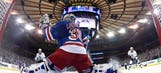Luck aside, Lundqvist steps up big for Rangers in Game 4