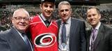 Pens hire former Carolina official Karmanos as VP of hockey operations