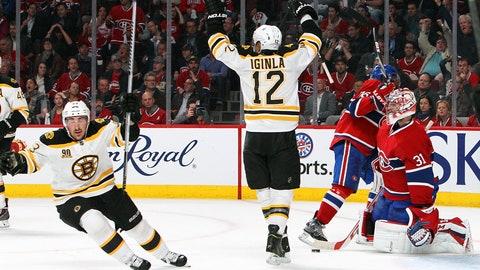 3. Boston Bruins