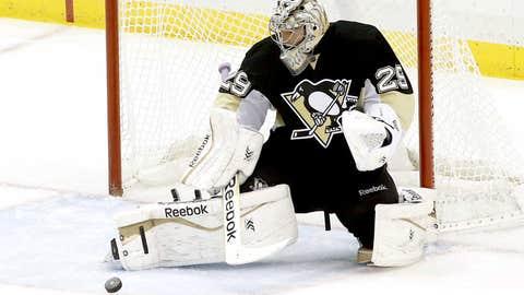 Marc-Andre Fleury, Penguins