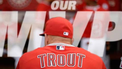 Mike Trout is MVP in countless ways