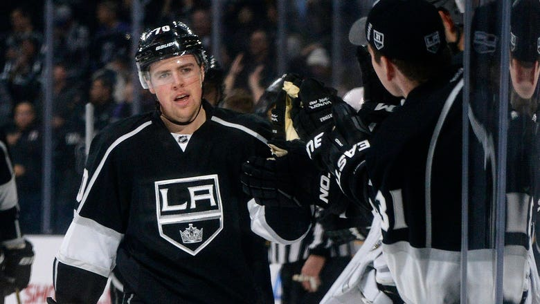 LA Kings sign forward Tanner Pearson to four-year contract extension