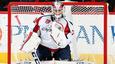 Braden Holtby, Capitals