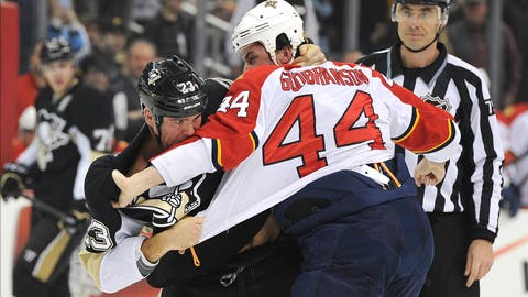 Downie vs. Gudbranson