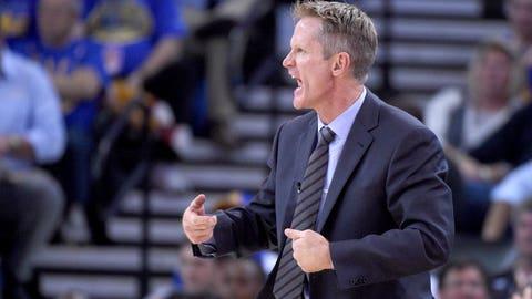 Steve Kerr, Golden State Warriors
