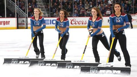 Rocky Mountain ice girls
