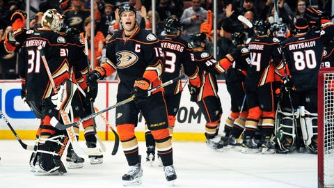 Health and happiness are in store for the Ducks