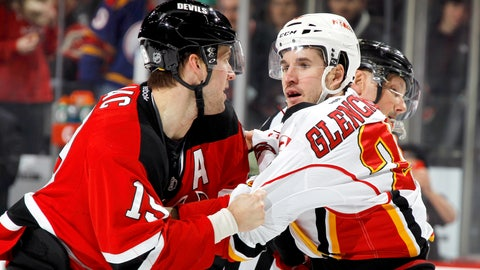 Zajac vs. Glencross