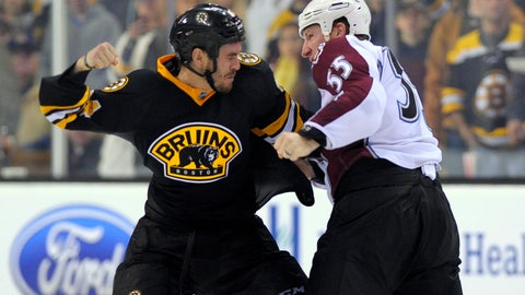 McQuaid vs. McLeod