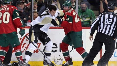 Brodziak vs. Despres