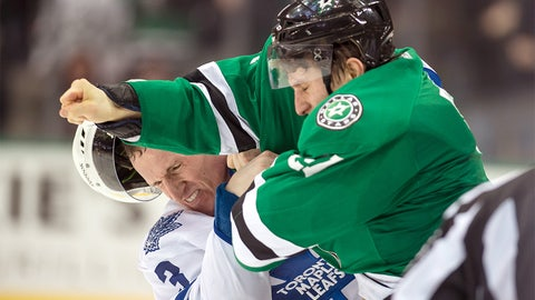 Phaneuf vs. Roussel